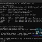 Hướng dẫn cách đặt lại mật khẩu WSL